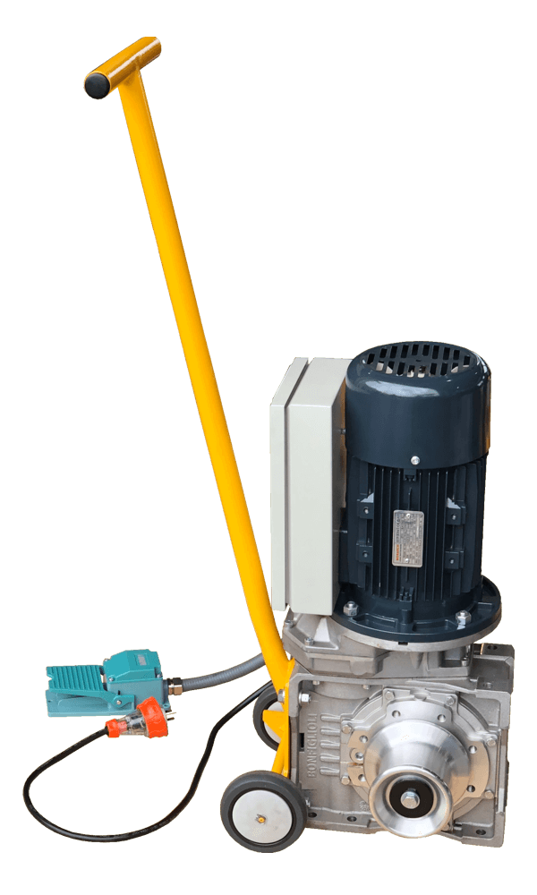Portable Electric Capstan Winches