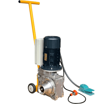 Portable Electric Capstan Winch Banner Image
