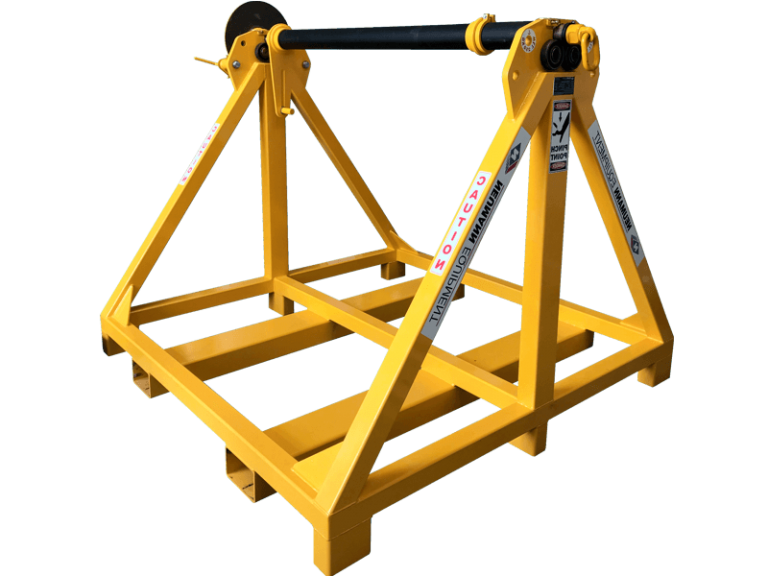 12T Cable Drum Stand