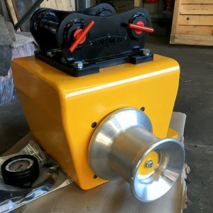 Quick Hitch Capstan Winches