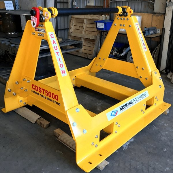 5T Cable Drum Stand