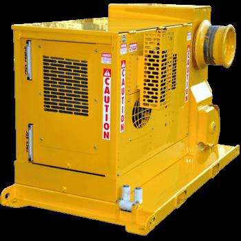 Diesel Hydraulic Capstan Winch Unit Banner Image