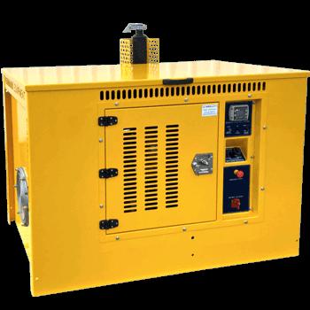 Diesel Hydraulic Powerpack Unit Banner Image