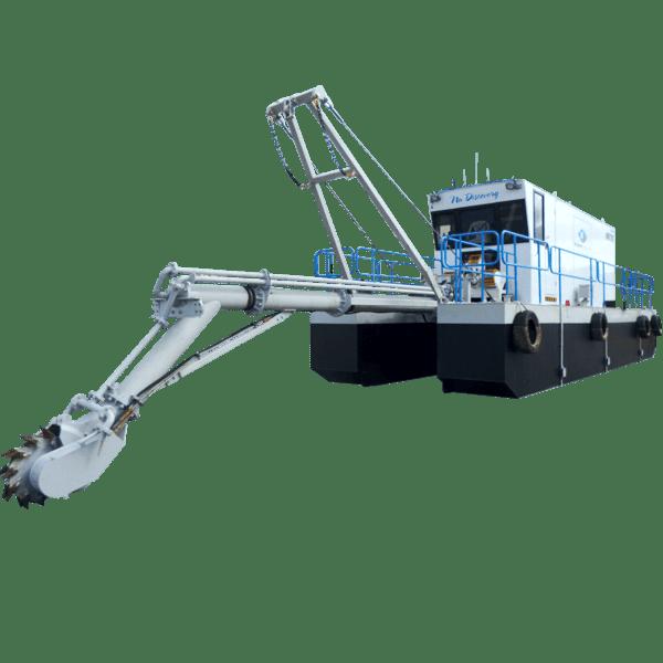 Nu Explorer Series Cutter Suction Dredge