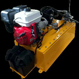 Petrol Hydraulic Powerpack Unit