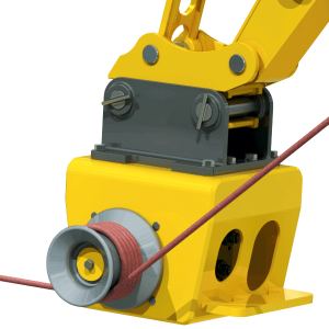 Quick Hitch Capstan Winch Banner Image