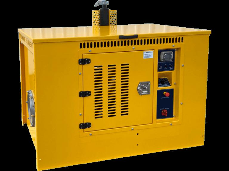 Diesel Hydraulic Powerpack Unit