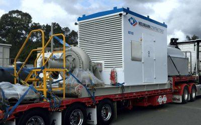 Tronox Booster Pump